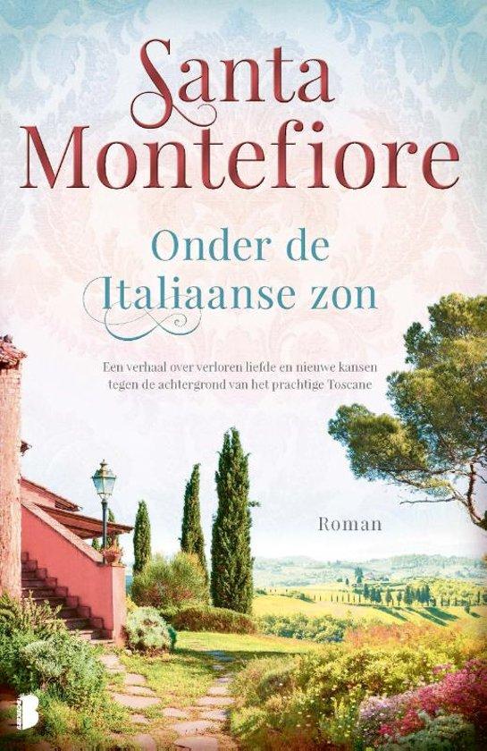 Boek : Santa Montefiore - Onder de Italiaanse zon