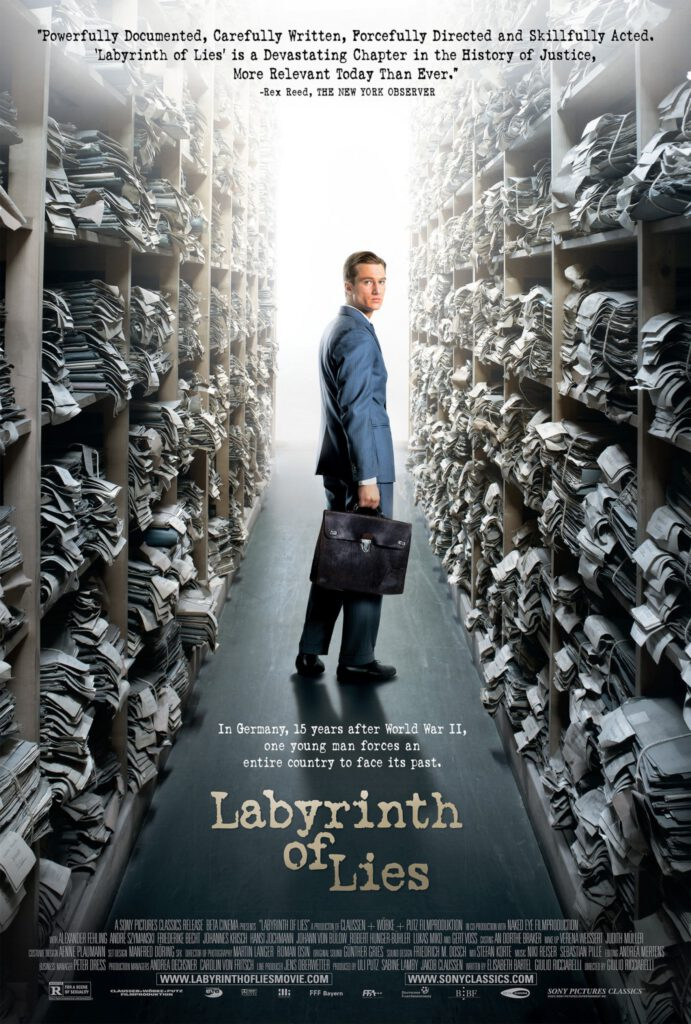 Film : Im Labyrinth des Schweigens (2014)