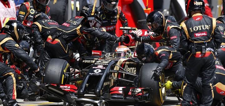 Formule 1; Seizoen 2014; Race 8