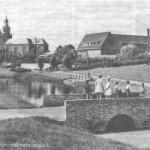Het Wilhelminapark in de jaren vijftig