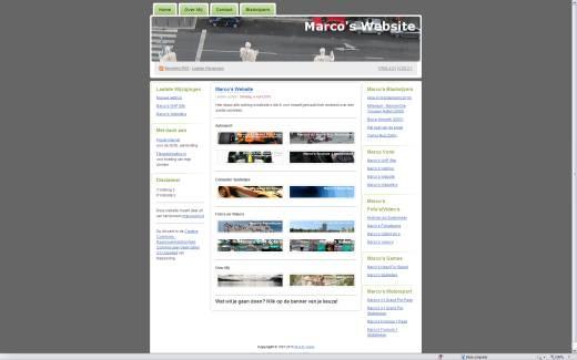 Marco's Weblog (16-04-2010)