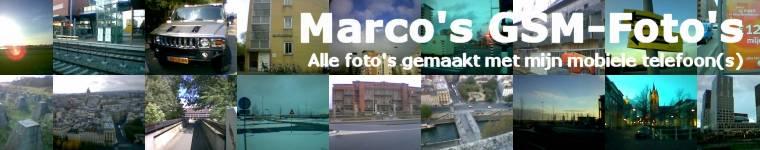 Marco's GSM-Foto's