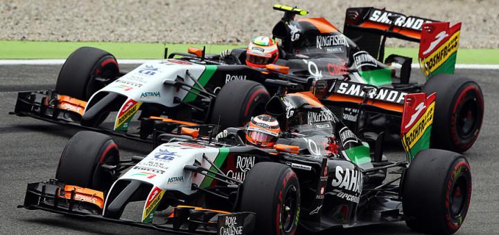 Formule 1; Seizoen 2014; Race 10