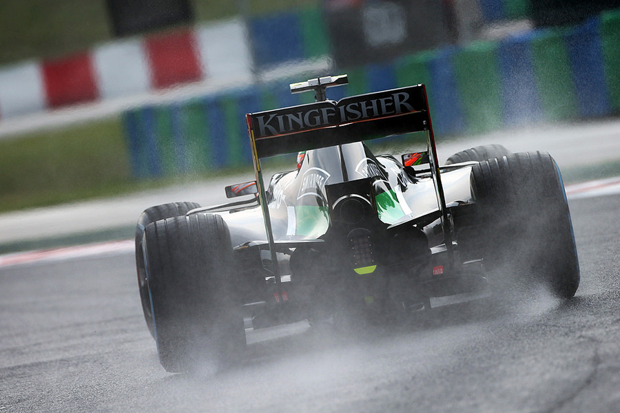 Formule 1; Seizoen 2014; Race 11