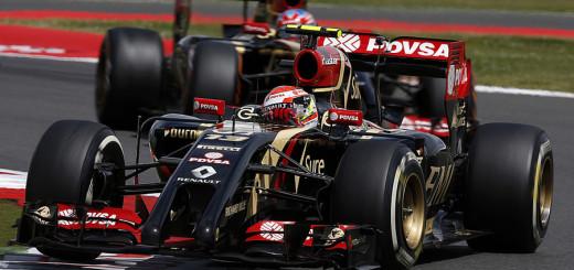 Formule 1; Seizoen 2014; Race 9