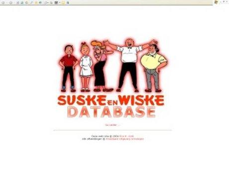 Suske en Wiske Database