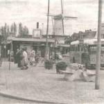 Busstation aan de Marijkestraat