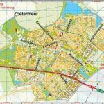 Zoetermeer rond 2007 (plattegronden.nl)