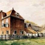 Hofstede Meerzigt aan de Voorweg (Historisch Genootschap Oud Soetermeer)