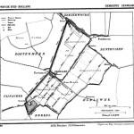 Zegwaart rond 1870 (Kuypers Gemeenteatlas)