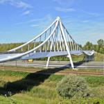 De Balijbrug vanaf Rokkeveen gezien (Gerard de Brabander)