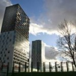 Wolkenkrabbers bij Spazio (Ad Groenendaal)