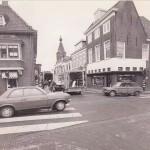 Kruispunt Dorpsstraat en Delftsewallen (Rutger Elmuncko)