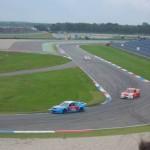 Actie tijdens de BRL V6/Light race
