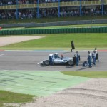 De Champ Car van Paul Tracy