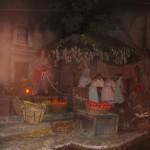 Deze foto is genomen aan het begin van de attractie Pirates of the Caribean.