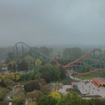 Uitzicht over Walibi World (5)