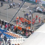 Team Nederland op de start grid