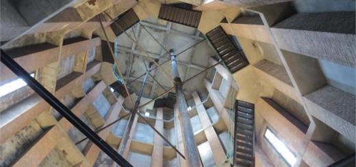 De Watertoren Van binnen (Daniël van Schendel)