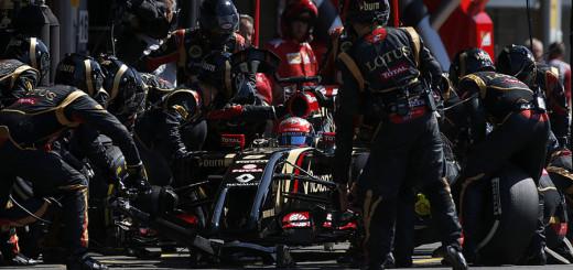 Formule 1; Seizoen 2014; Race 12