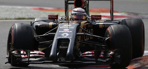 Formule 1; Seizoen 2014; Race 13