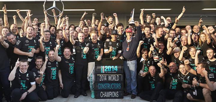 Formule 1; Seizoen 2014; Race 16