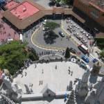 Uitzicht op het Placa Tibidabo (2)