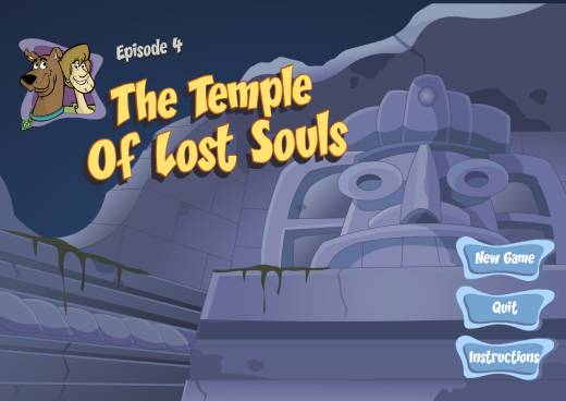 Scooby Doo; Episode 4 - The Temple Of Lost Souls