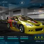Acura RSX - Need For Speed Underground - Transformers