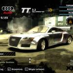 Audi TT - Need For Speed Most Wanted - The Silver Samoerai