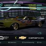 Chevrolet Camaro SS - Need For Speed Carbon - The Devil
