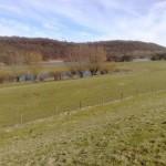 Uitzicht op Nederrijn en Grebbeberg
