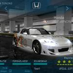 Honda S2000 - Need For Speed Underground - The Tiger
