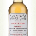 Càrn Mòr Stricktly Limited Edition Royal Brackla Aged 13 Years