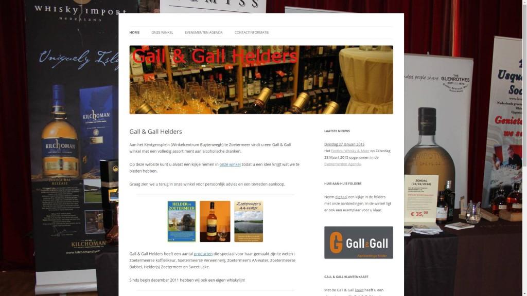 Gall & Gall Helders