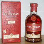 Kilchoman Islay Single Malt Scotch Whisky Cask Strength Whisky Import Nederland PX Finish