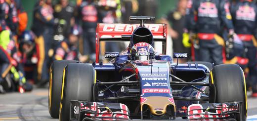 Formule 1; Seizoen 2015; Race 1