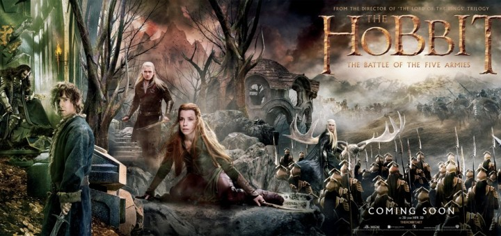 The Hobbit : The Battle of the Five Armies