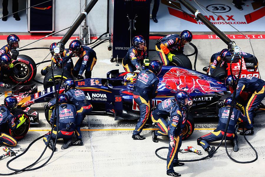 Formule 1; Seizoen 2015; Race 8