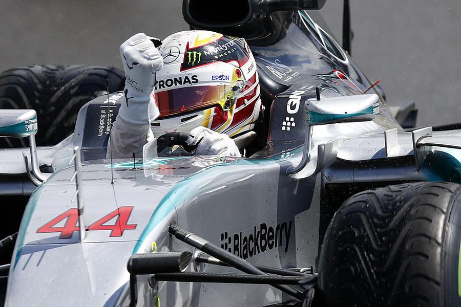 Formule 1; Seizoen 2015; Race 9