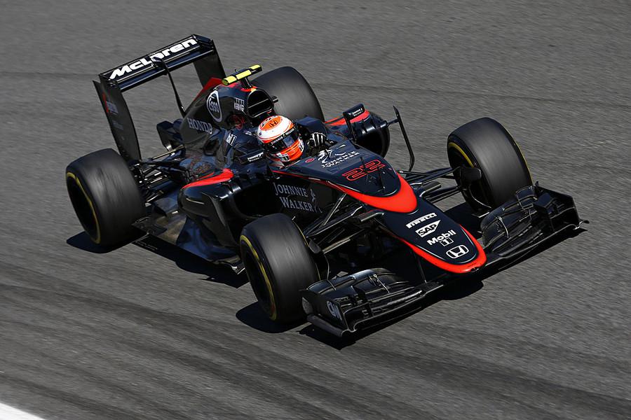 Formule 1; Seizoen 2015; Race 12