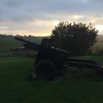 Kanon in de Tuin