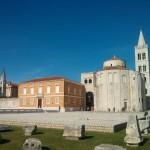 Mooie kerken in Grad Zadar