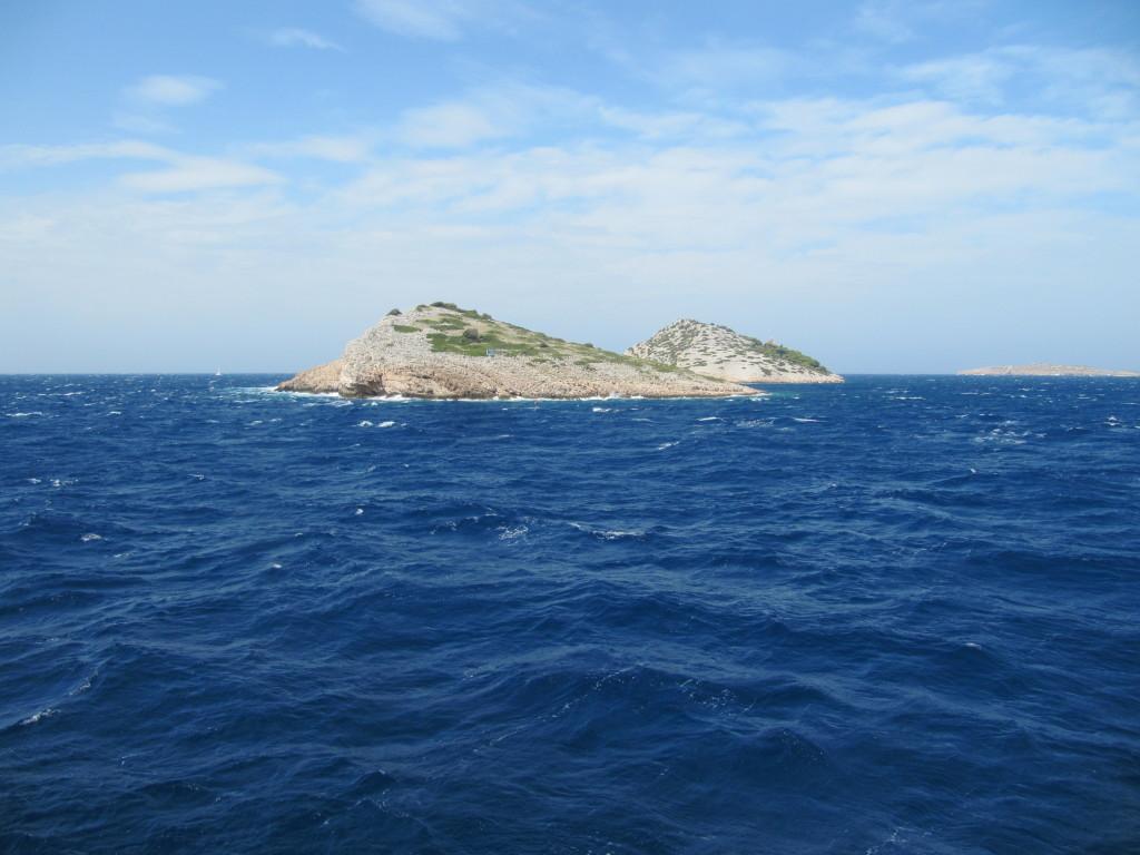 Het natuurgebied Kornati (2)