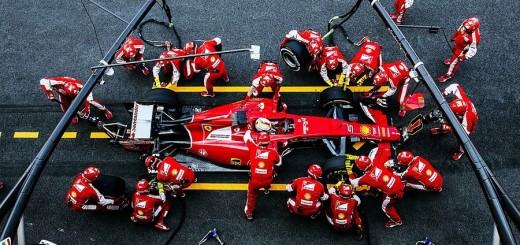 Formule 1; Seizoen 2015; Race 17