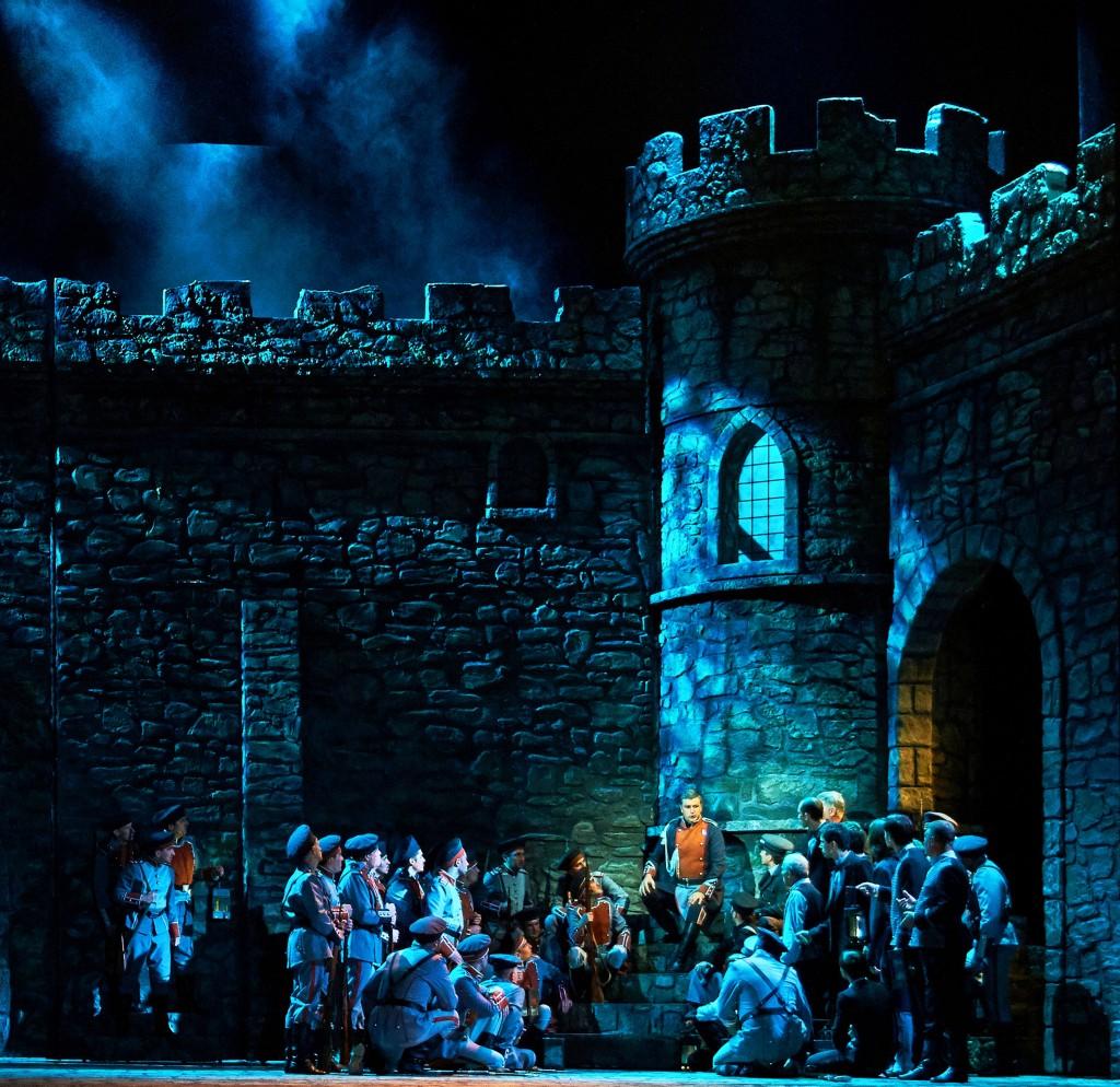 De Staatsopera van Tatarstan - Il Trovatore