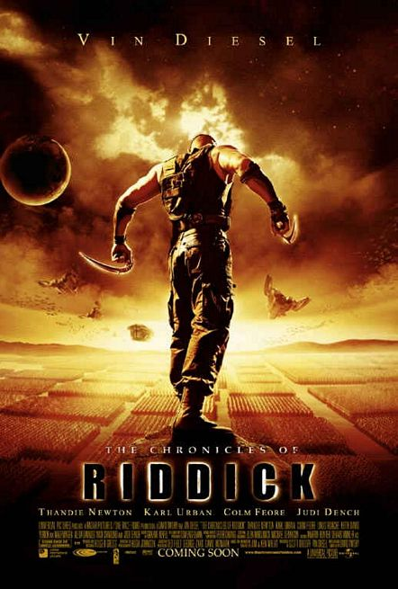 The Chronicles of Riddick (2004)