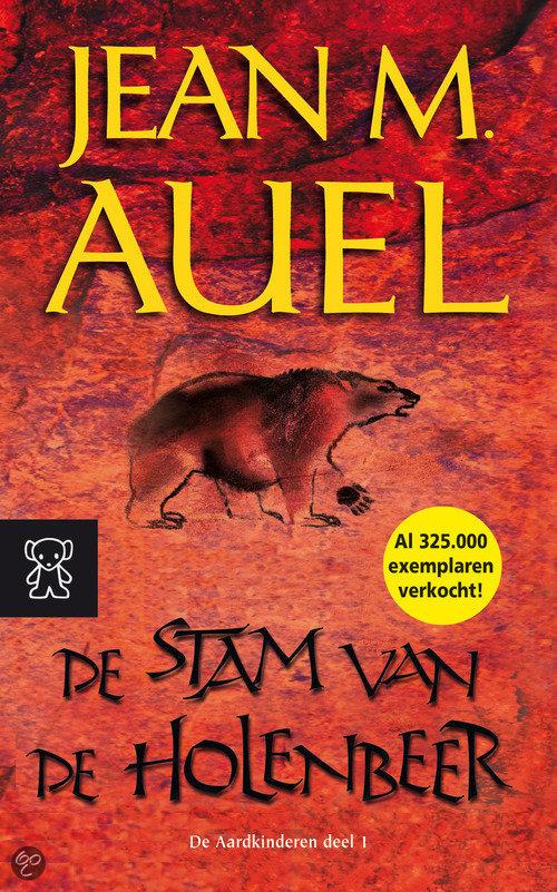 Jean M. Auel - De Aardkinderen Deel 1 - De Stam van de Holebeer