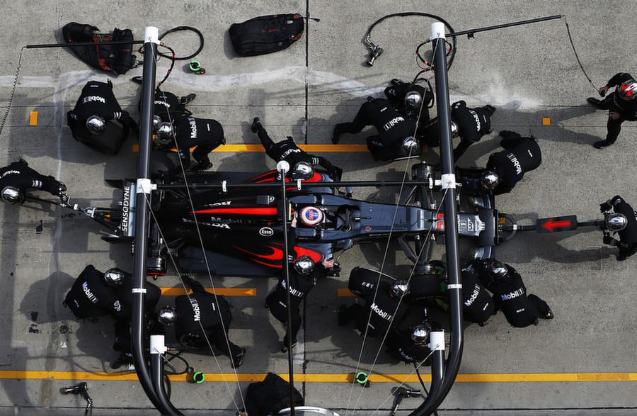 Formule 1; Seizoen 2016; Race 3
