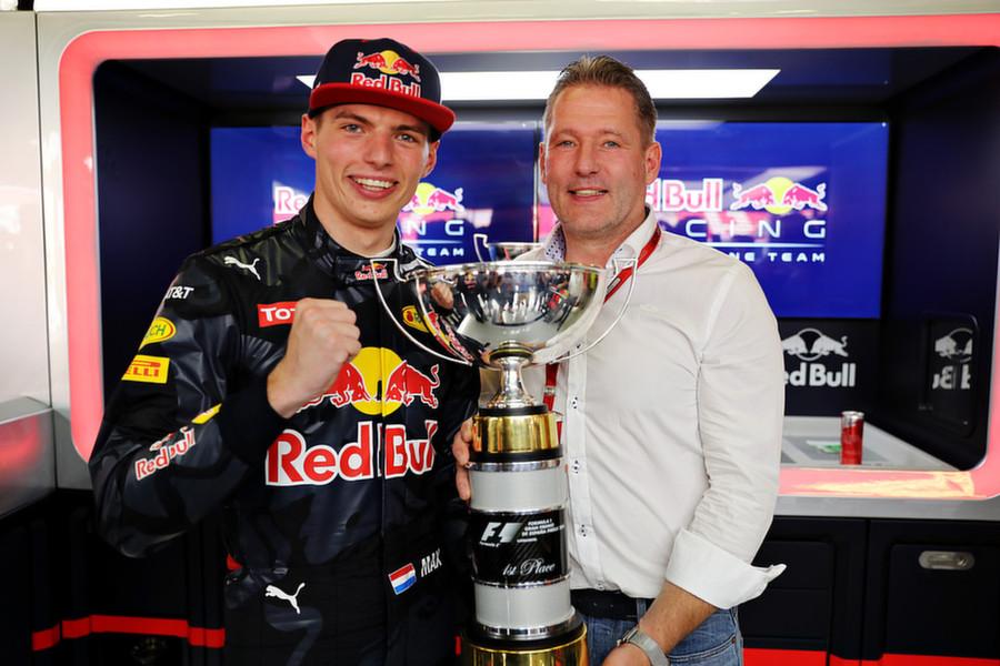 Formule 1; Seizoen 2016; Race 5